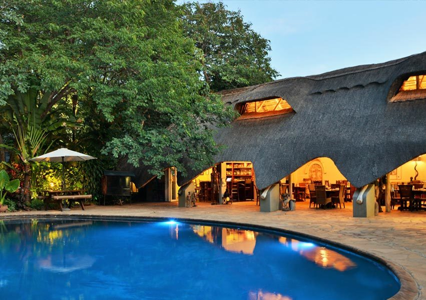 Bayete Guest lodge Victoria Falls