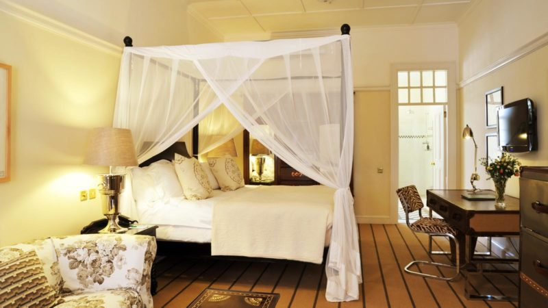 Accommodation Victoria Falls Hotel
