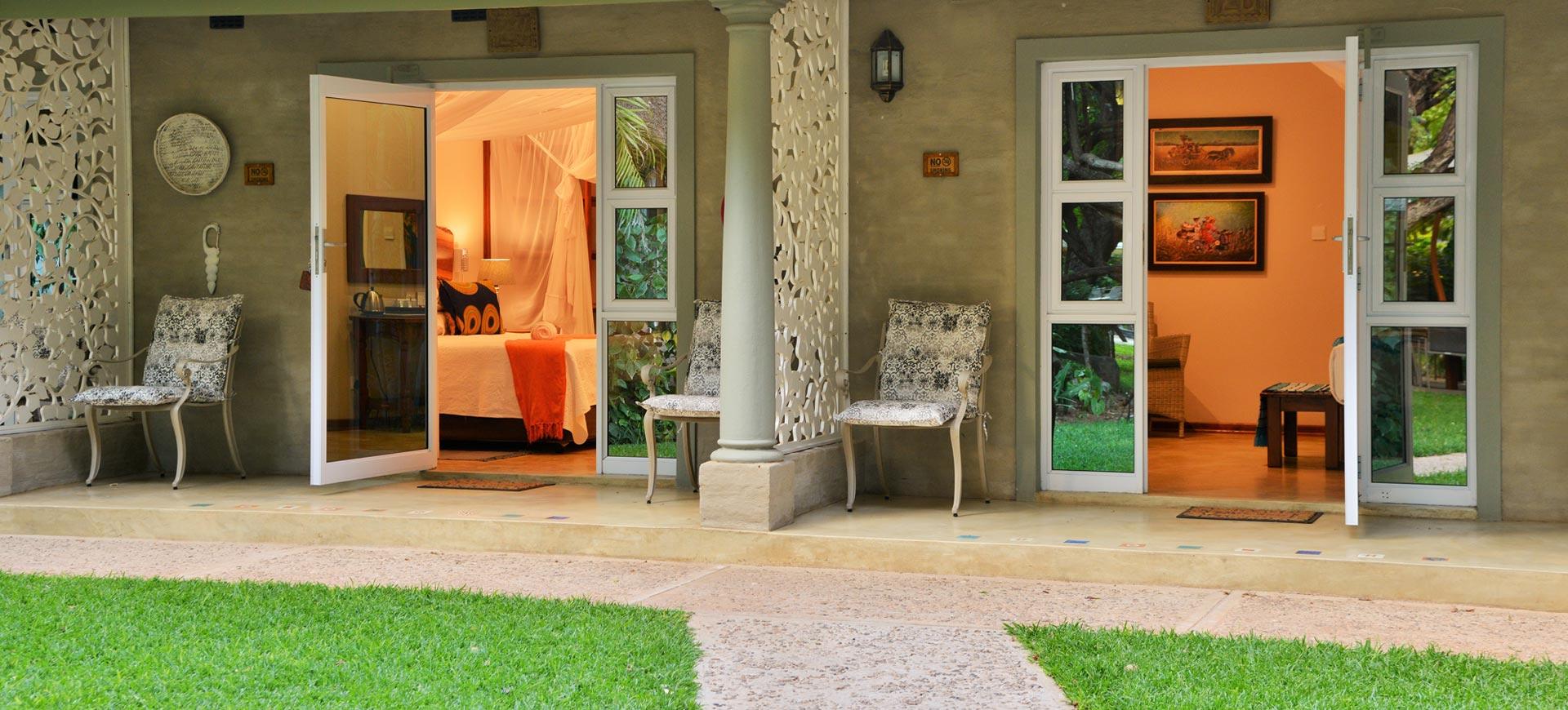 Bayete Lodge Accommodation
