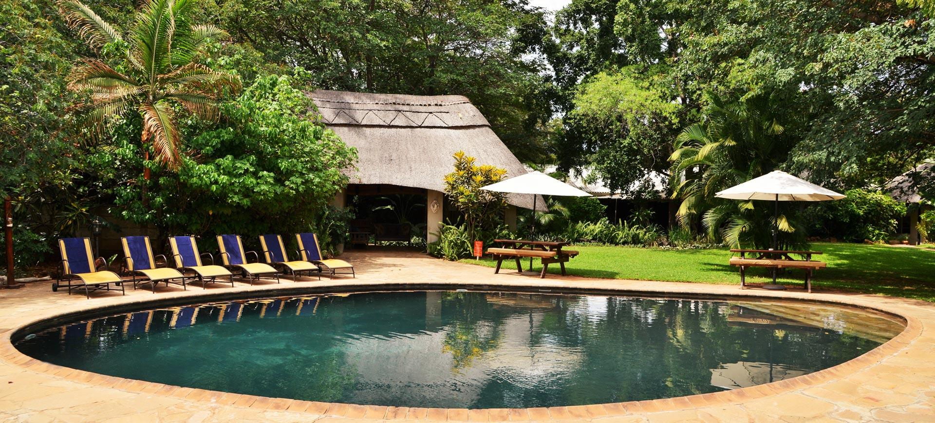 Bayete Lodge Pool