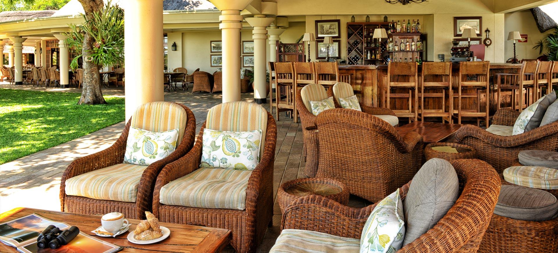 Ilala Lodge In Victoria Falls