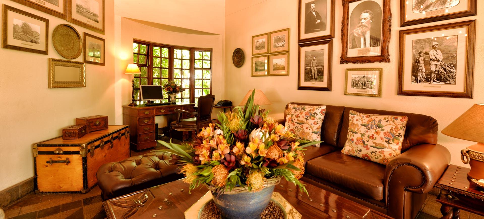 Ilala Lodge Lounge