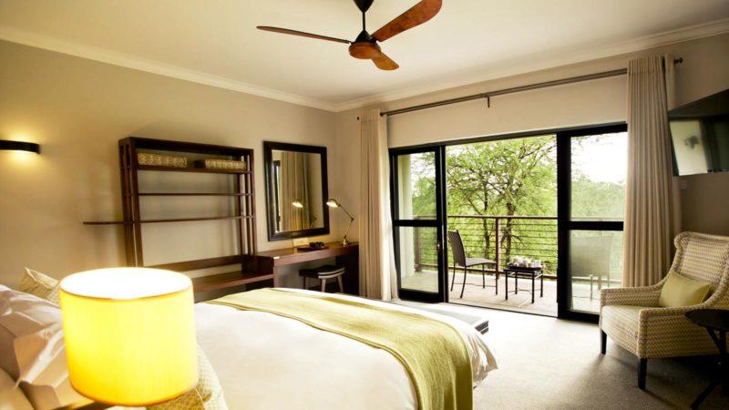 Ilala Lodge Room