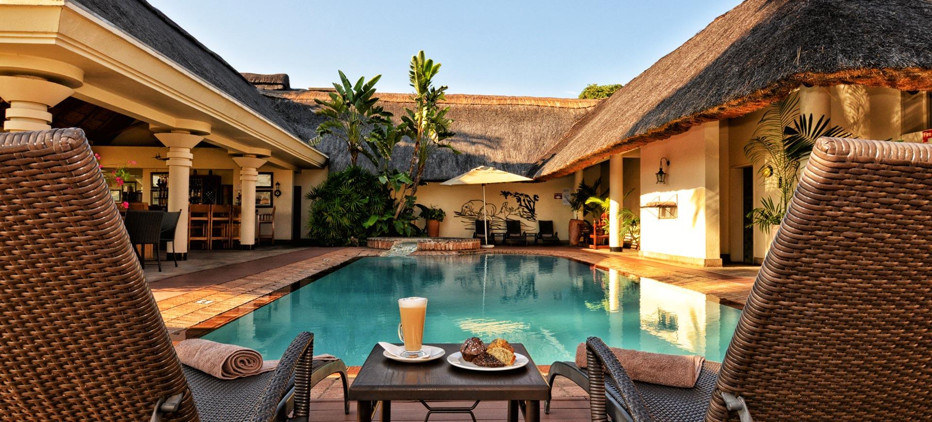 Ilala Lodge Swimming Pool