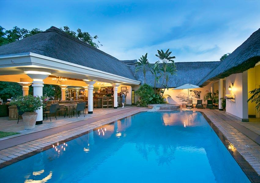 Ilala Lodge Victoria Falls Eco Friendly Accommodation