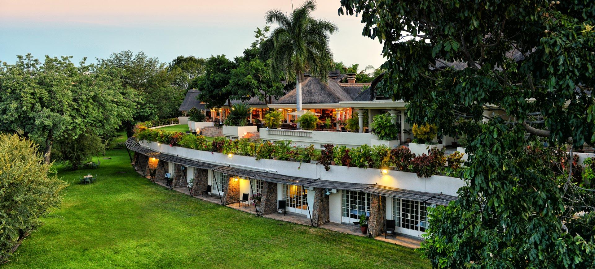Ilala Victoria Falls Lodge