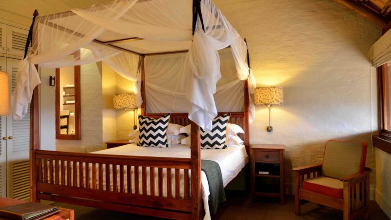 Safari Lodge Victoria Falls Room