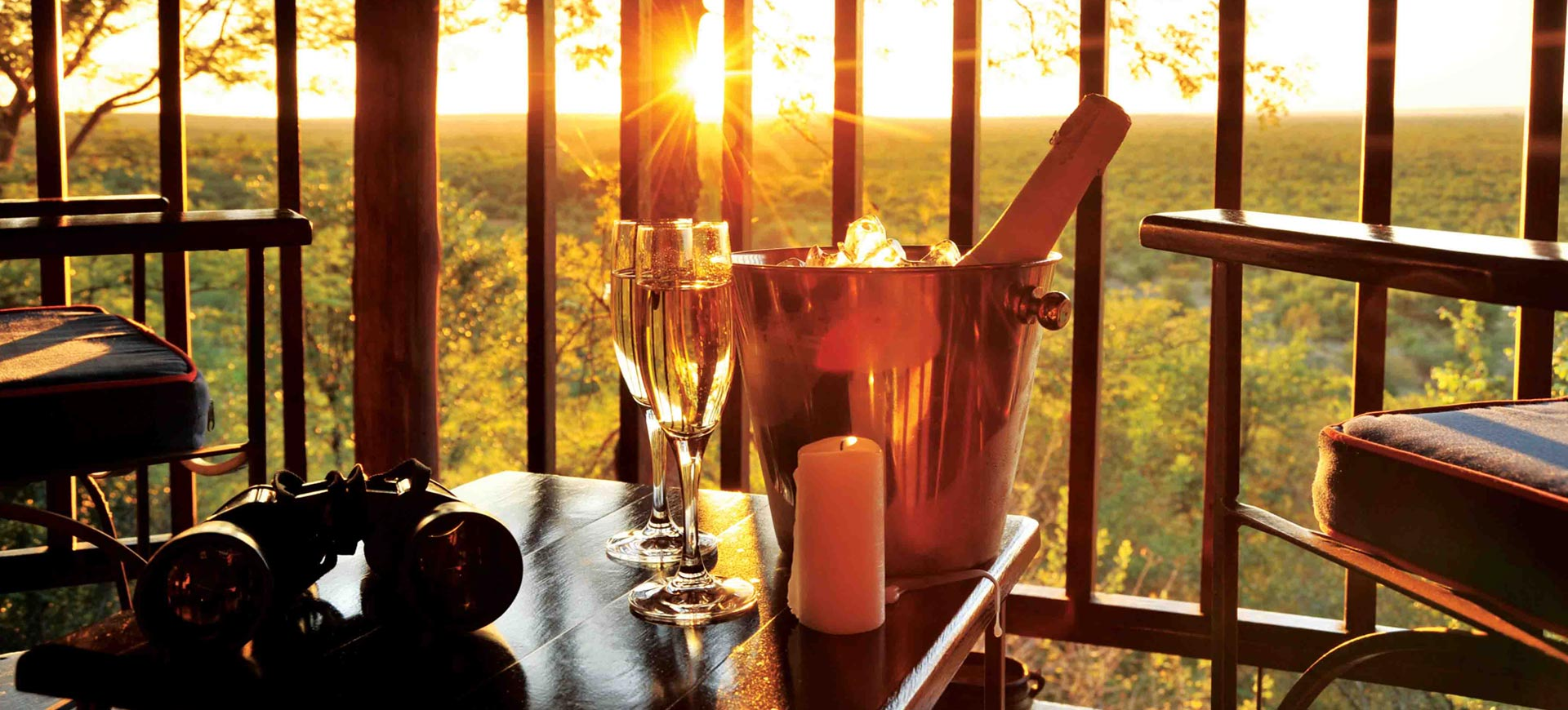 Safari Lodges Victoria Falls
