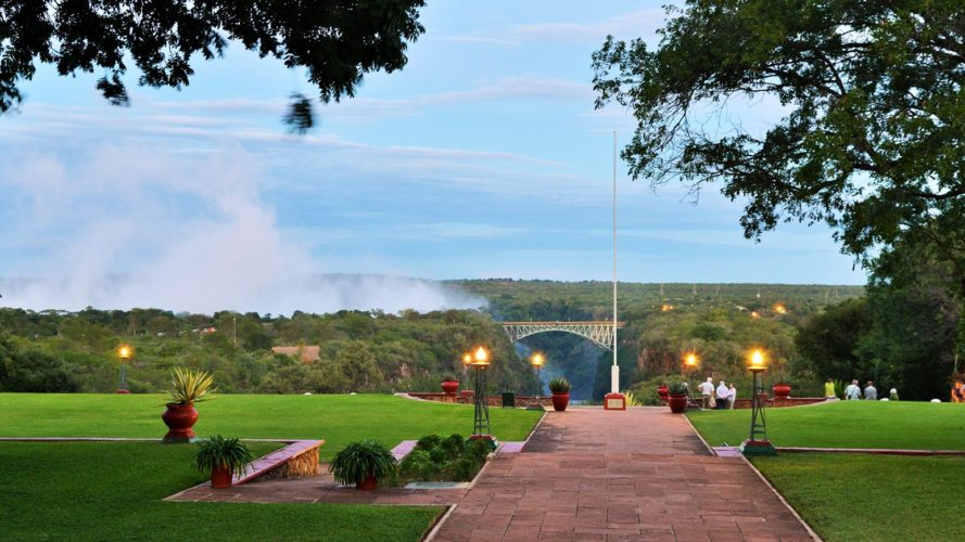 Victoria Falls Hotel Accommodation