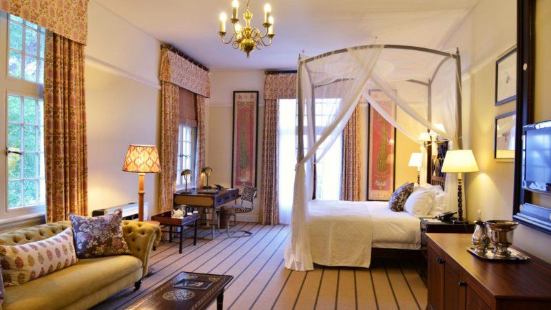 Victoria Falls Hotel Deluxe Suite