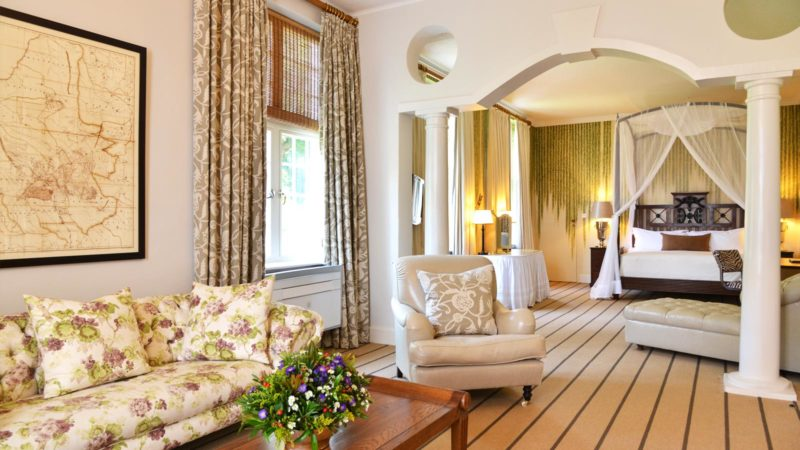Victoria Falls Hotel Executive Suite