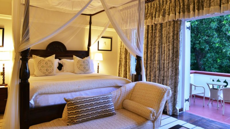 Victoria Falls Hotel Honeymoon