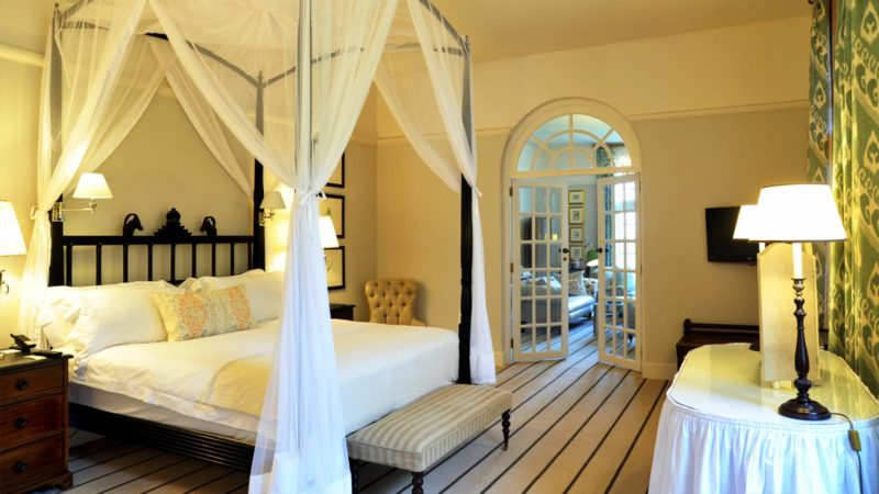 Victoria Falls Hotel Presidential Room