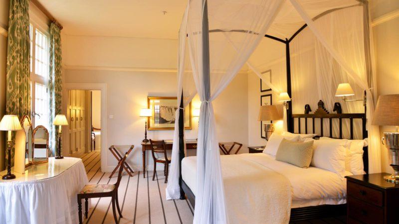 Victoria Falls Hotel Presidential Suite