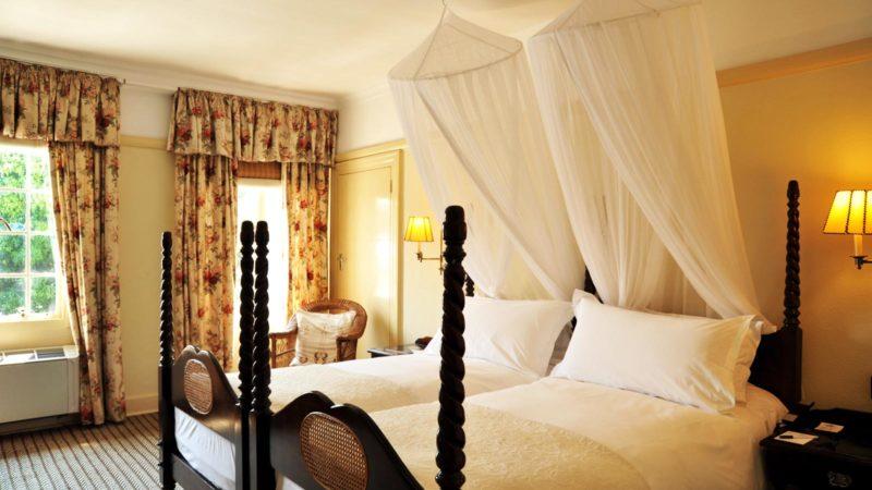 Victoria Falls Hotel Twin Room