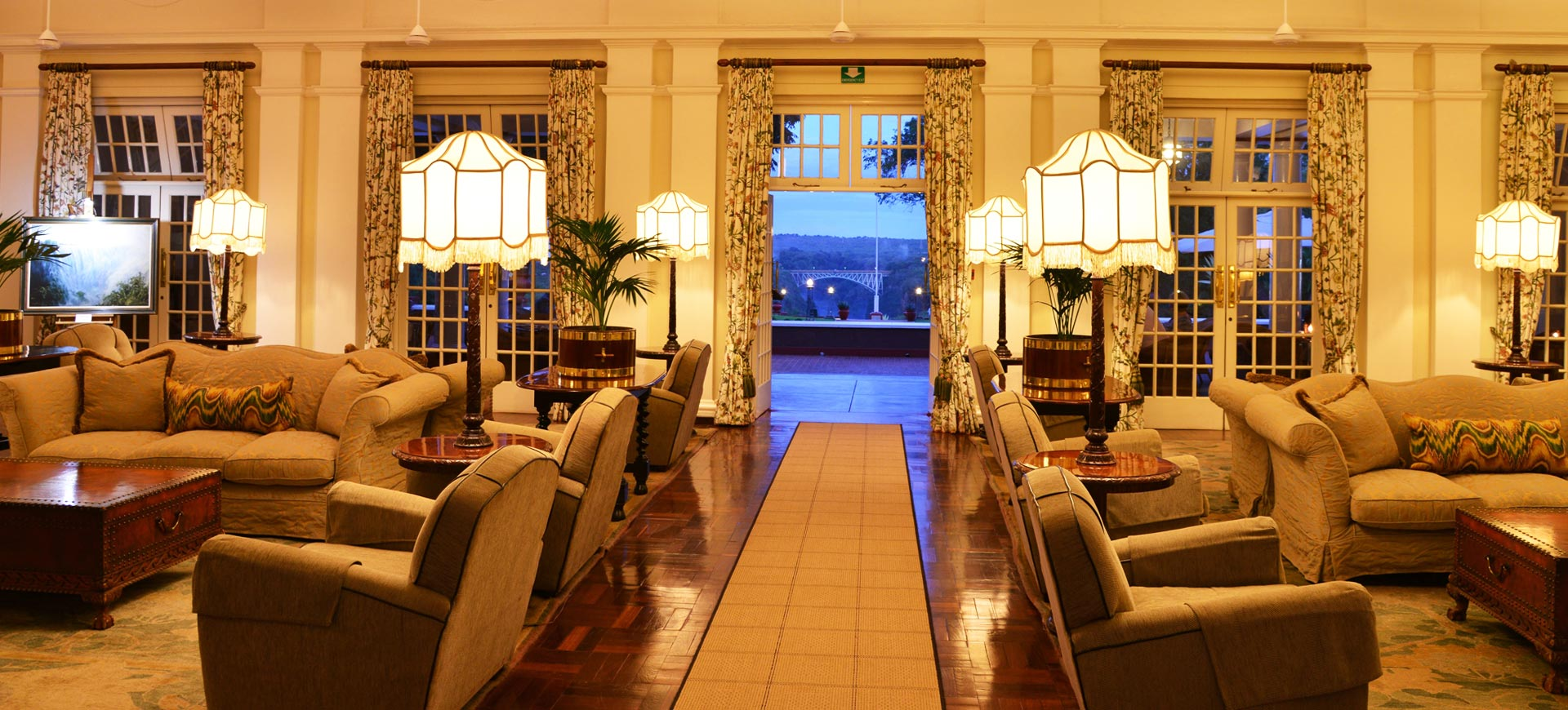Victoria Falls Hotels