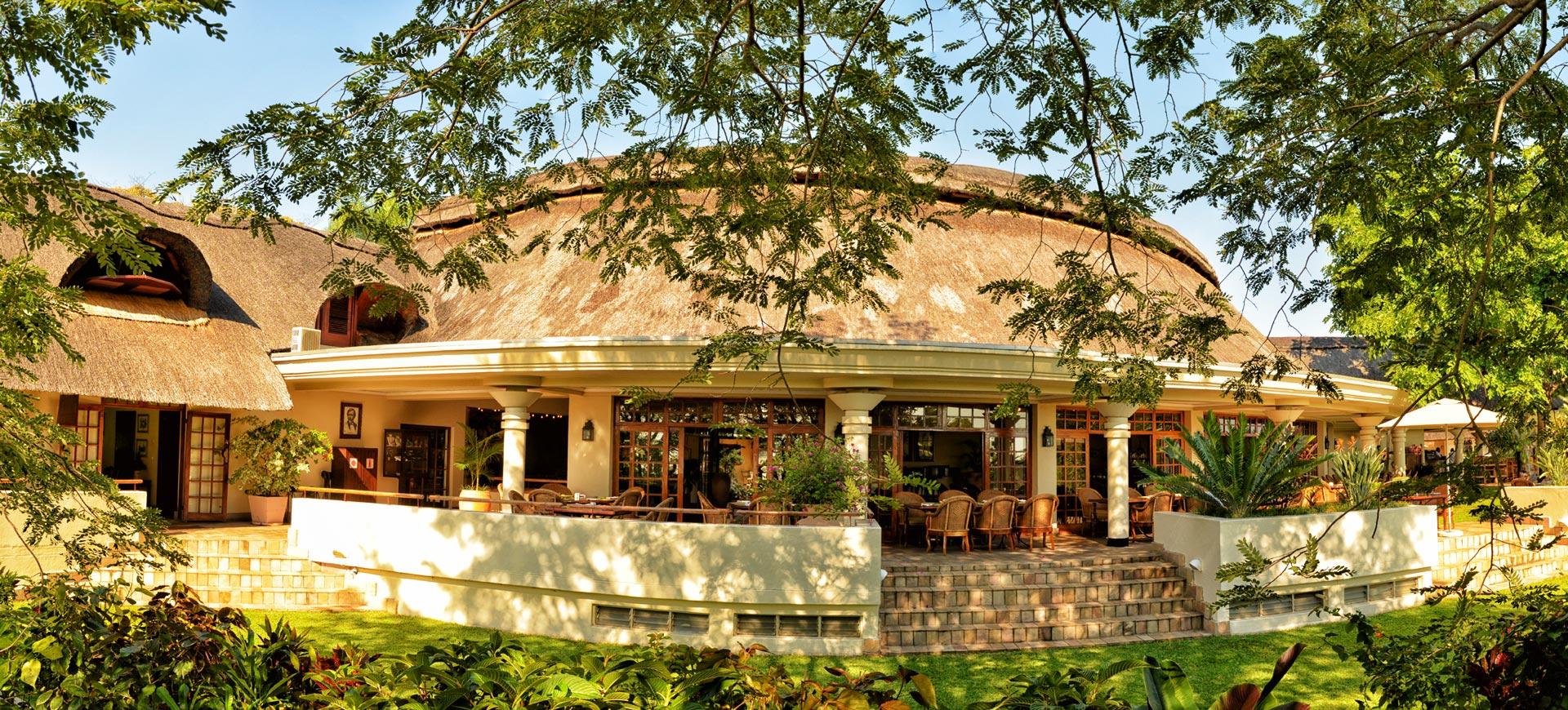 Victoria Falls Lodge Ilala