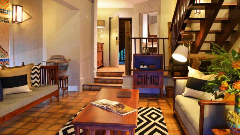 Victoria Falls Safari Lodge Accommodation
