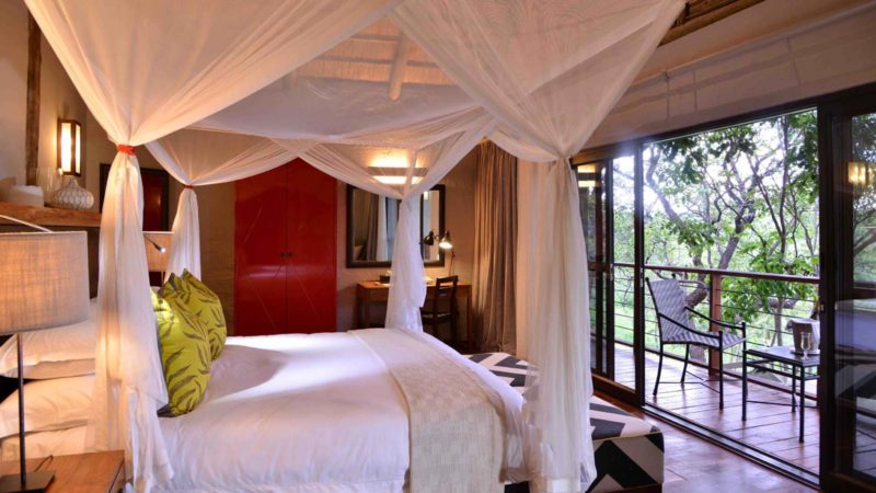 Victoria Falls Safari Lodge Suite Room