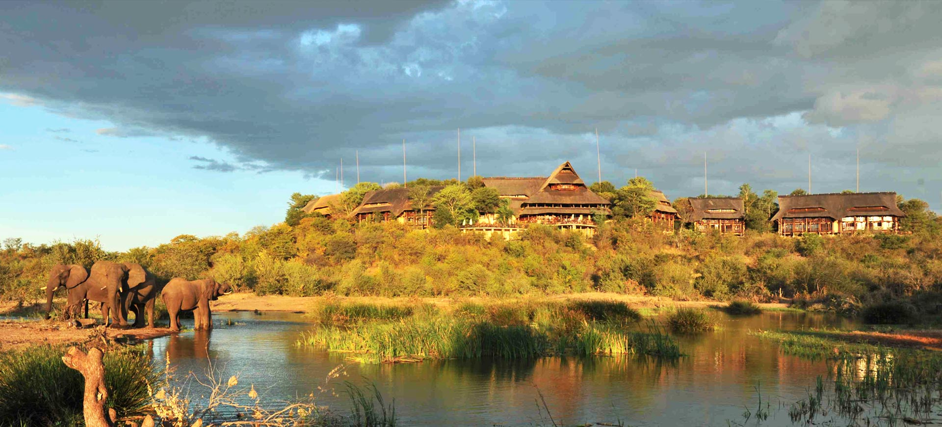 Victoria Falls Safari Lodge Waterhole