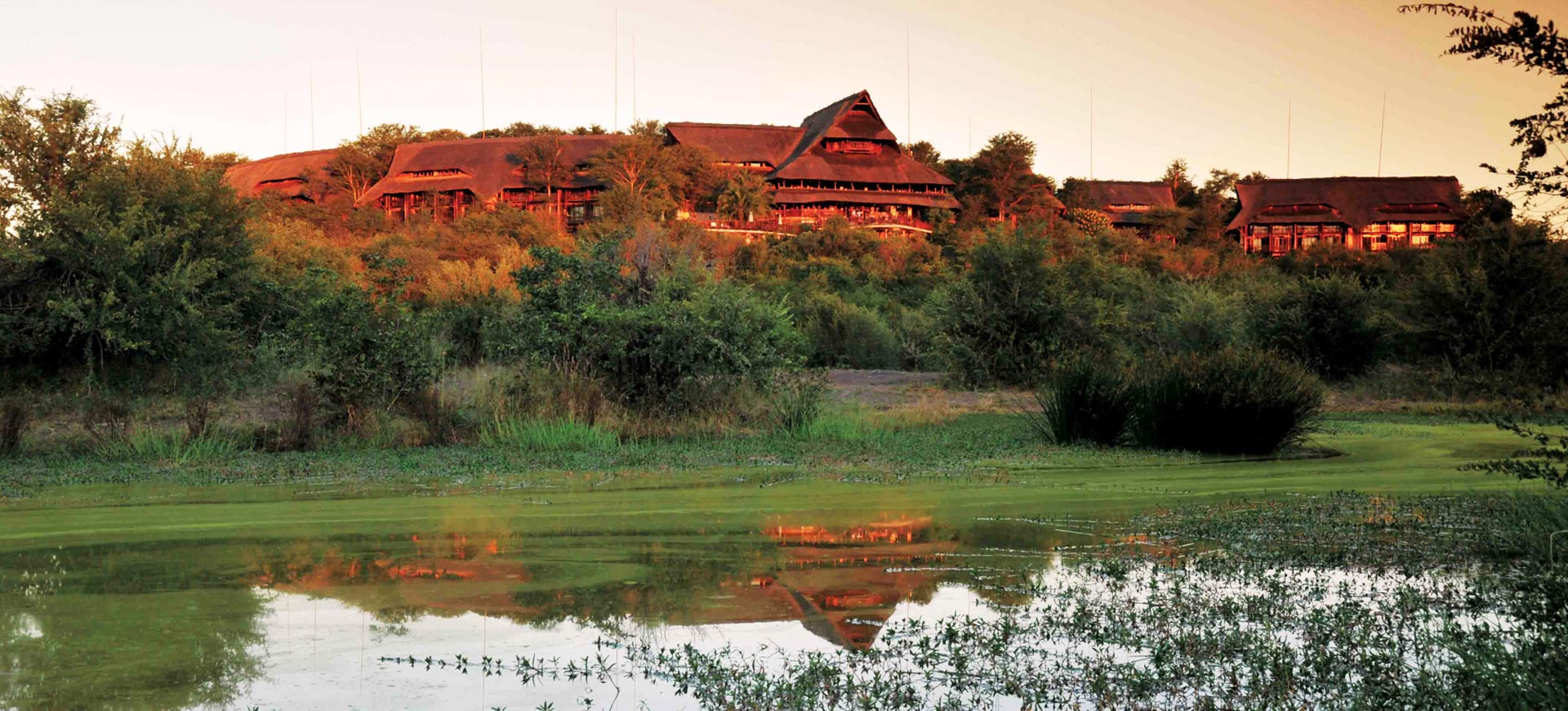 Victoria Falls Safari Lodges