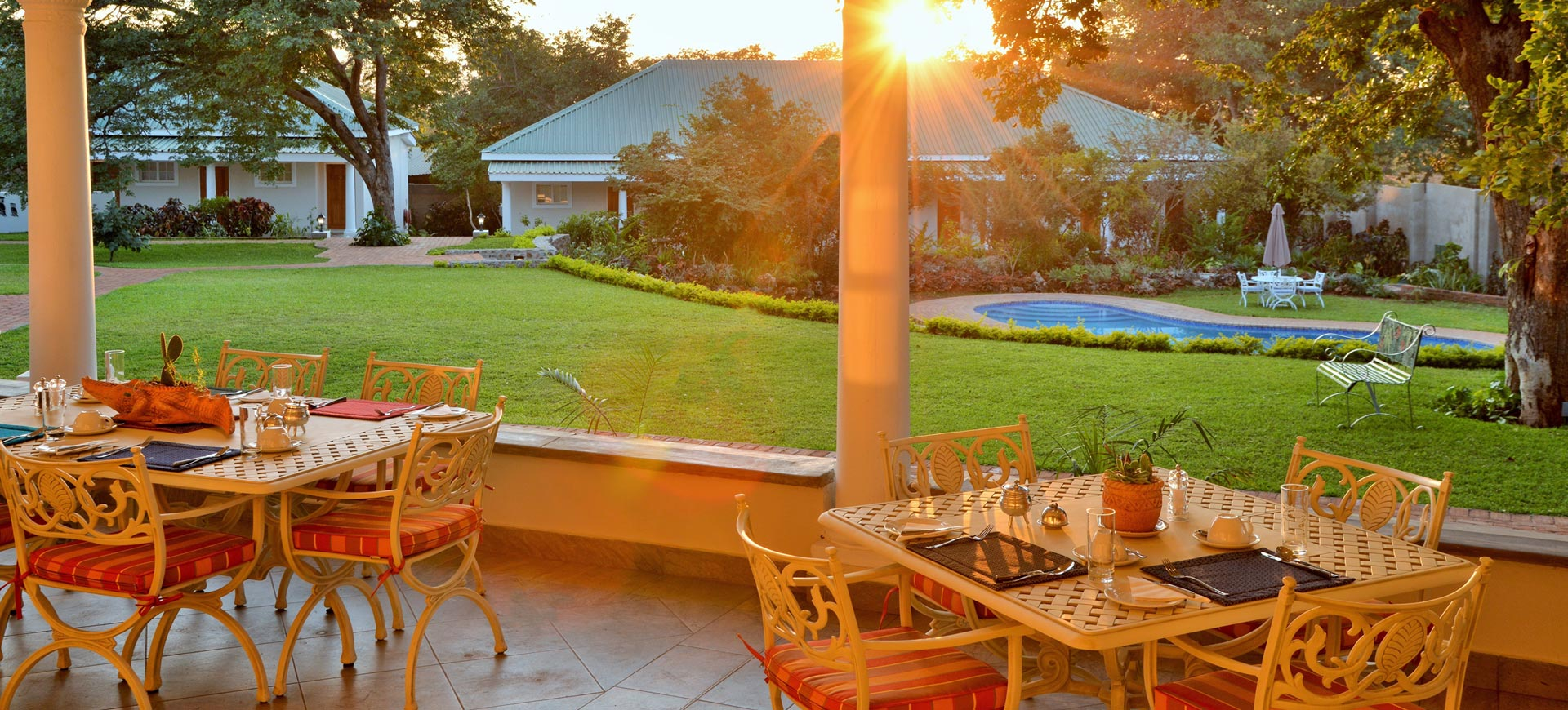 Batonka Lodge Sunrise