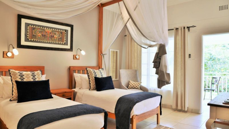 Batonka Lodge Twin Rooms