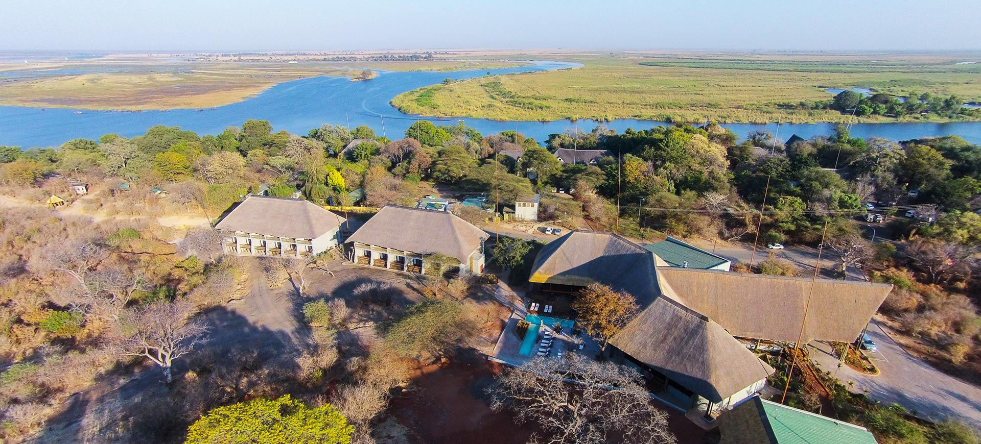 Bush Chobe Lodge