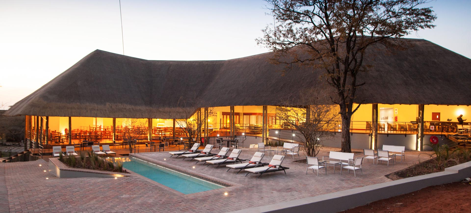 Chobe Bush Lodge Botswana