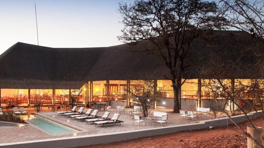 Chobe Bush Lodge Kasane