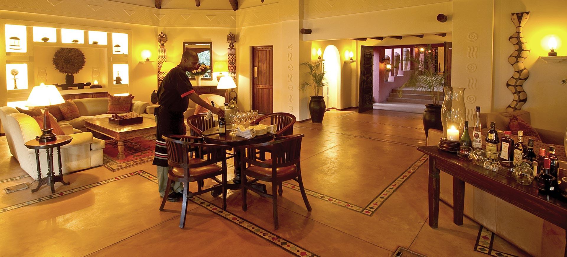 Chobe Chilwero Hotel