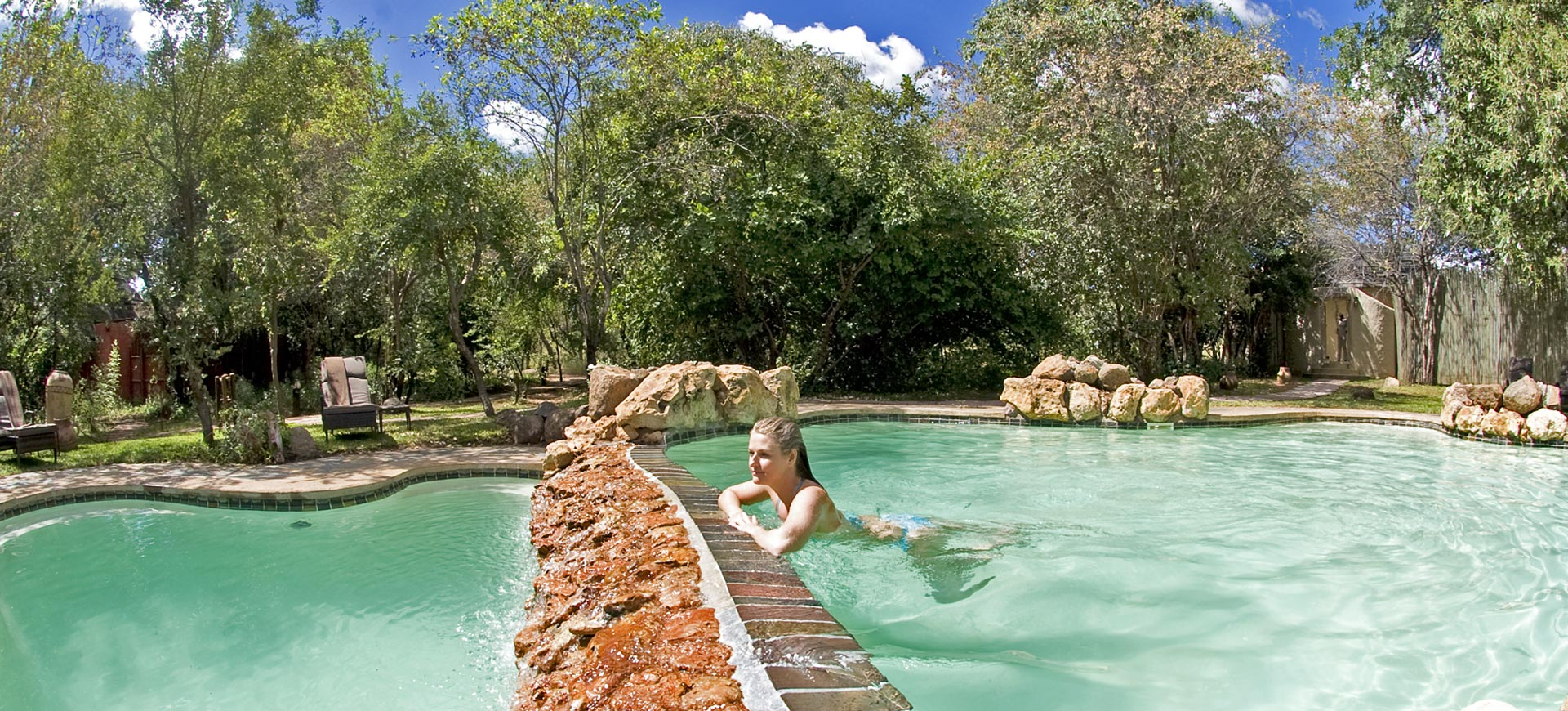 Chobe Chilwero Pool
