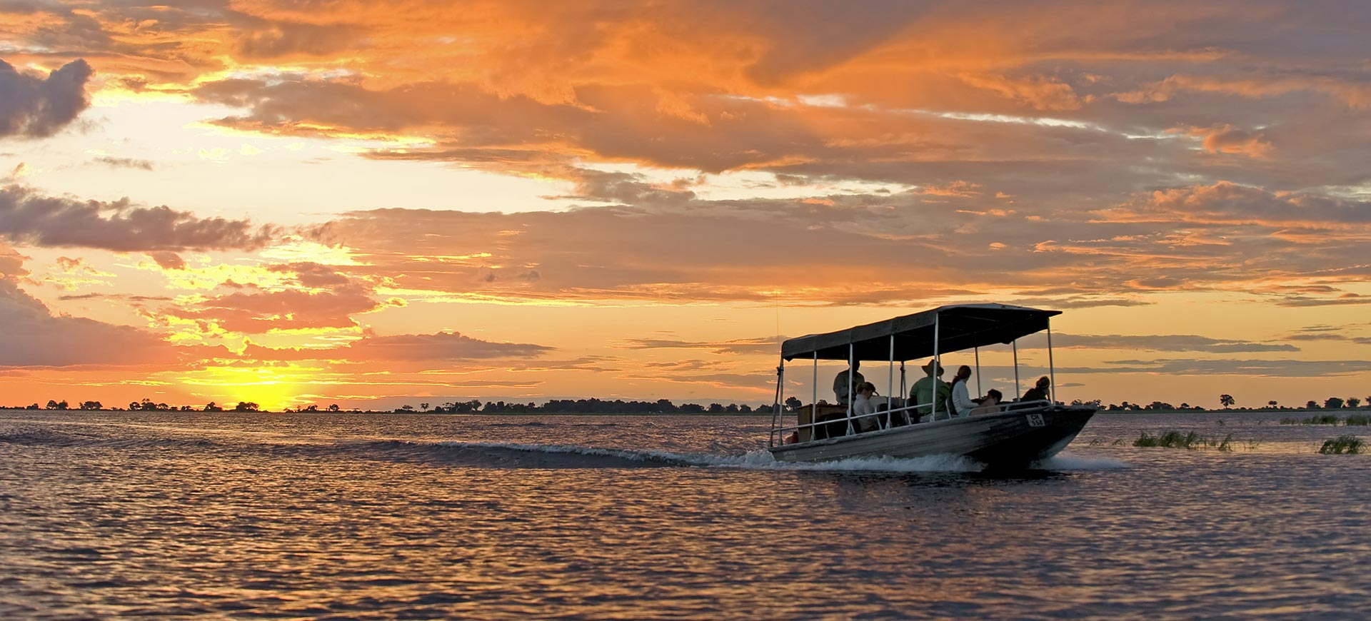 Chobe Chilwero River Cruise