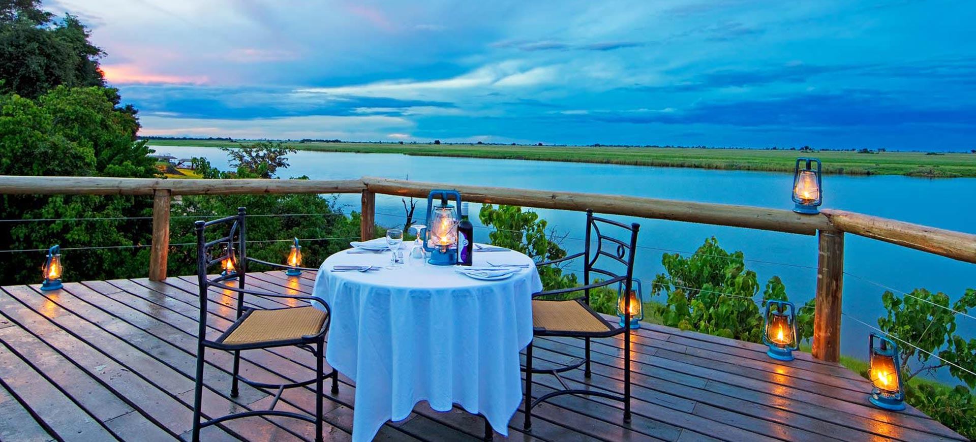 Chobe Game Lodge Botswana