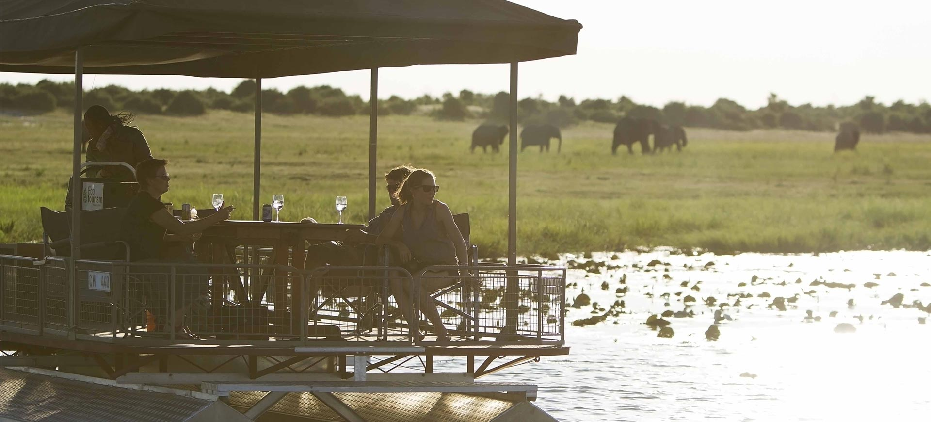 Chobe Game Lodge Cruise