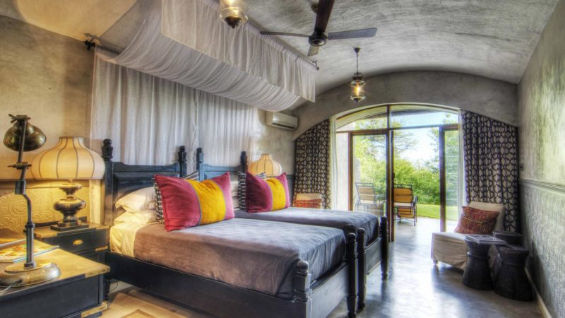 Chobe Game Lodge Twin Room
