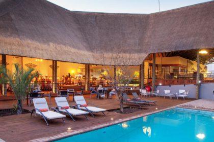 Chobe Lodge Bush