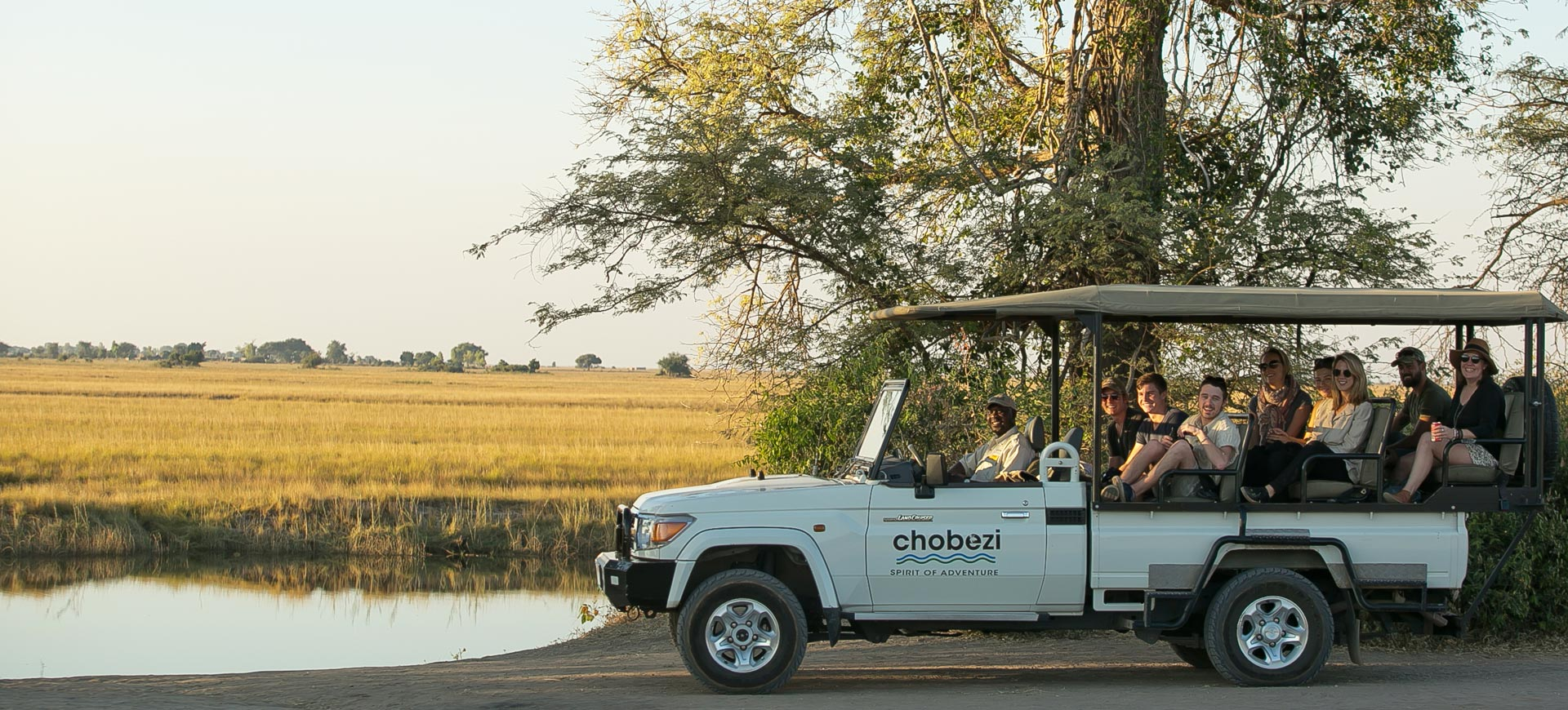 Chobe National Park Game Drives