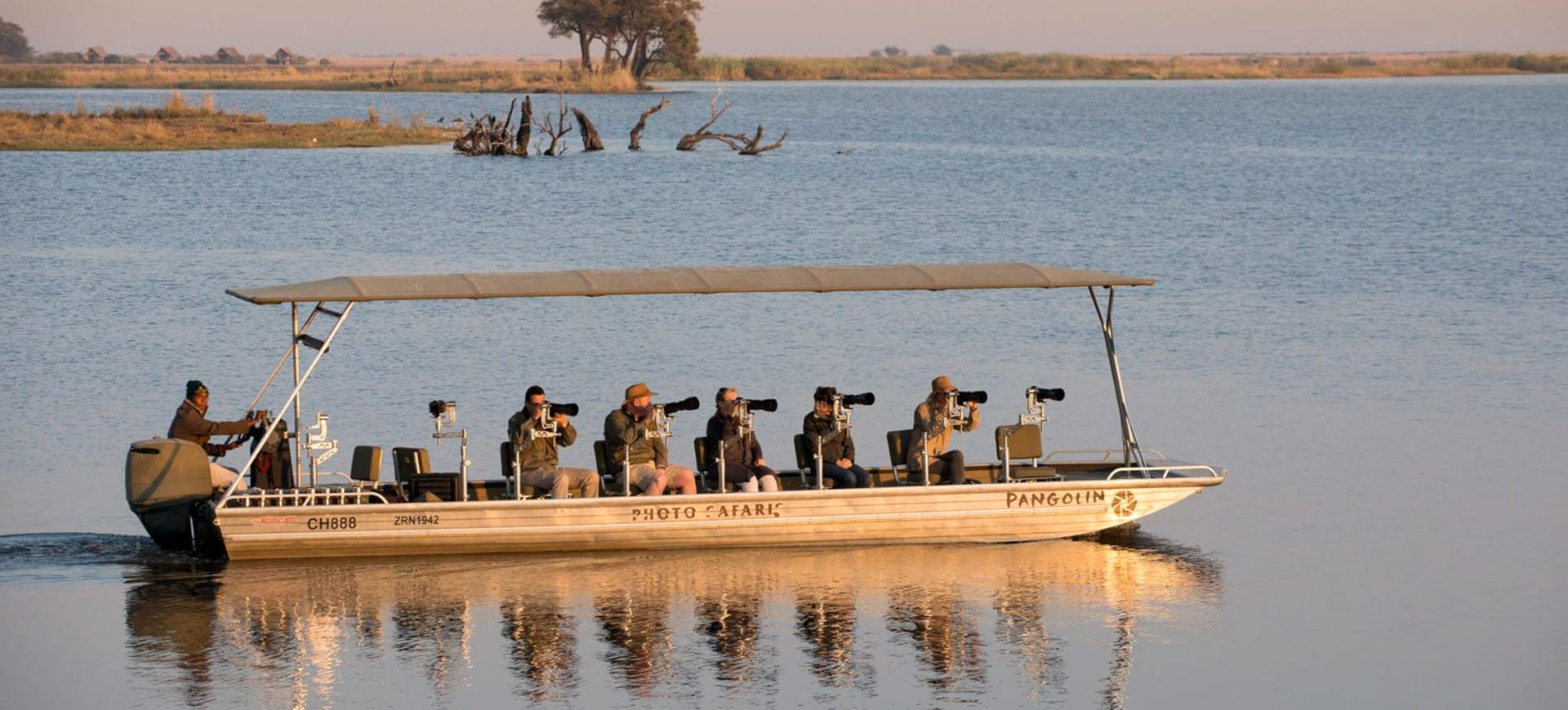 Chobe River Photographic Safari