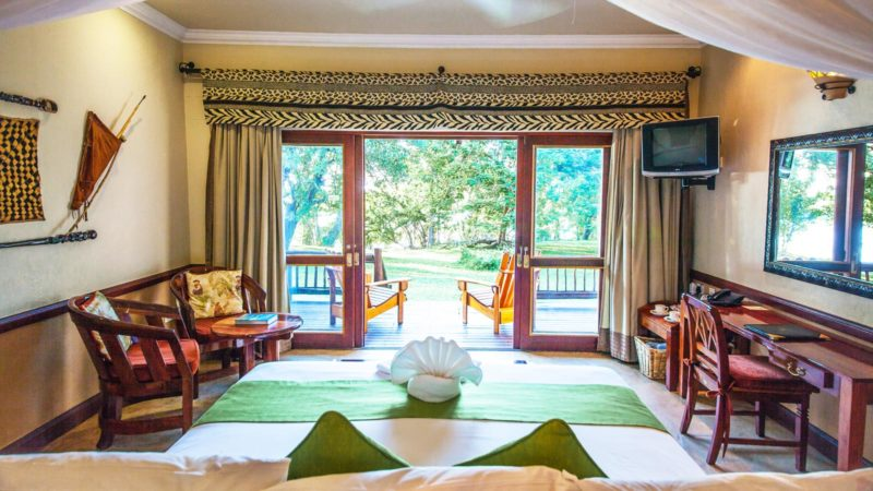 Chobe Safari Lodge Accommodation
