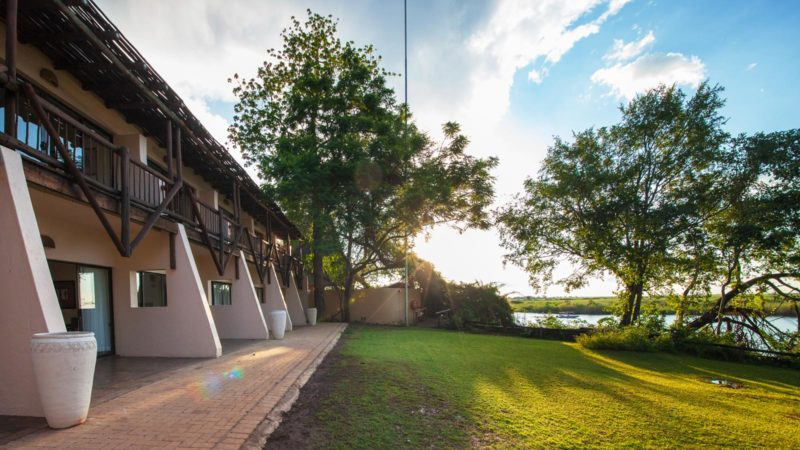 Chobe Safari Lodge River Room