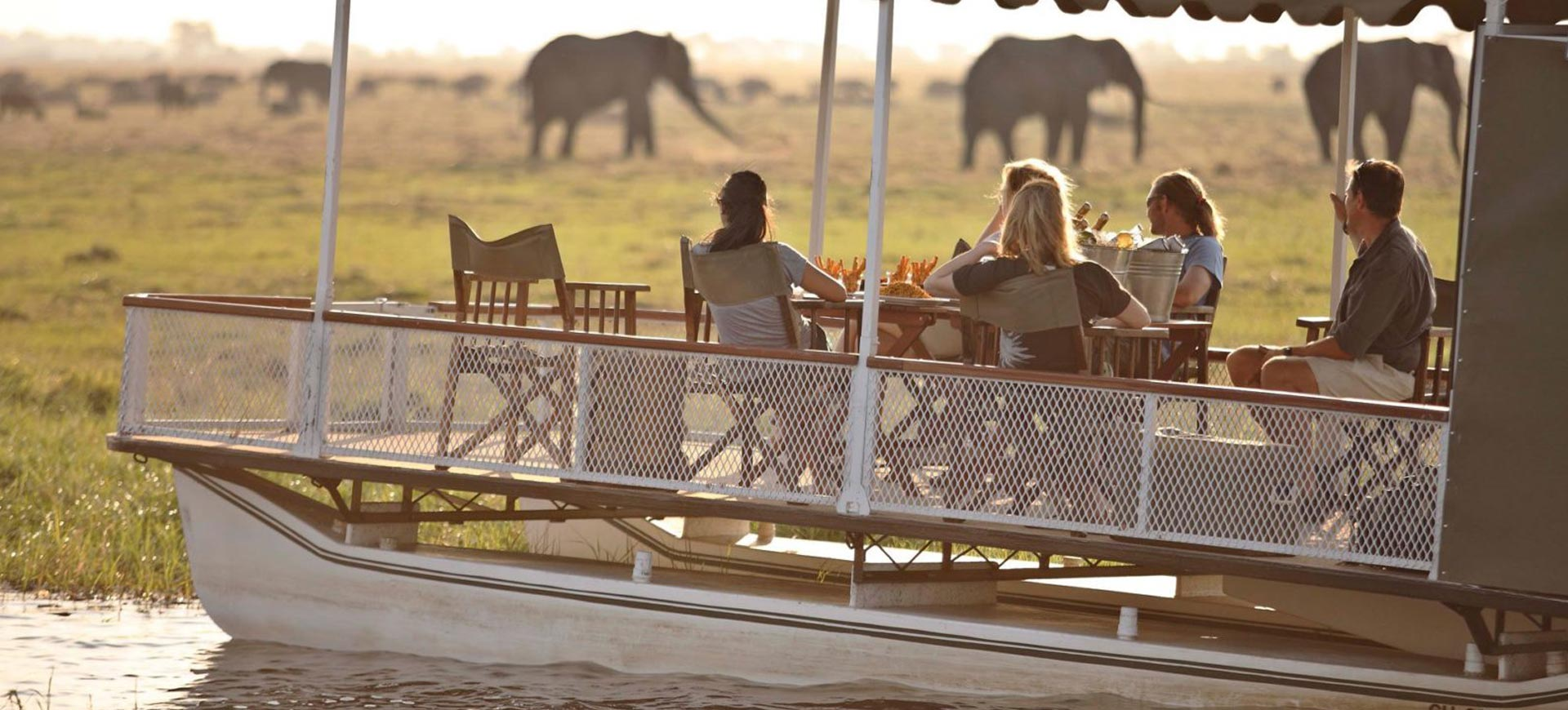 Chobe Safari River Cruise