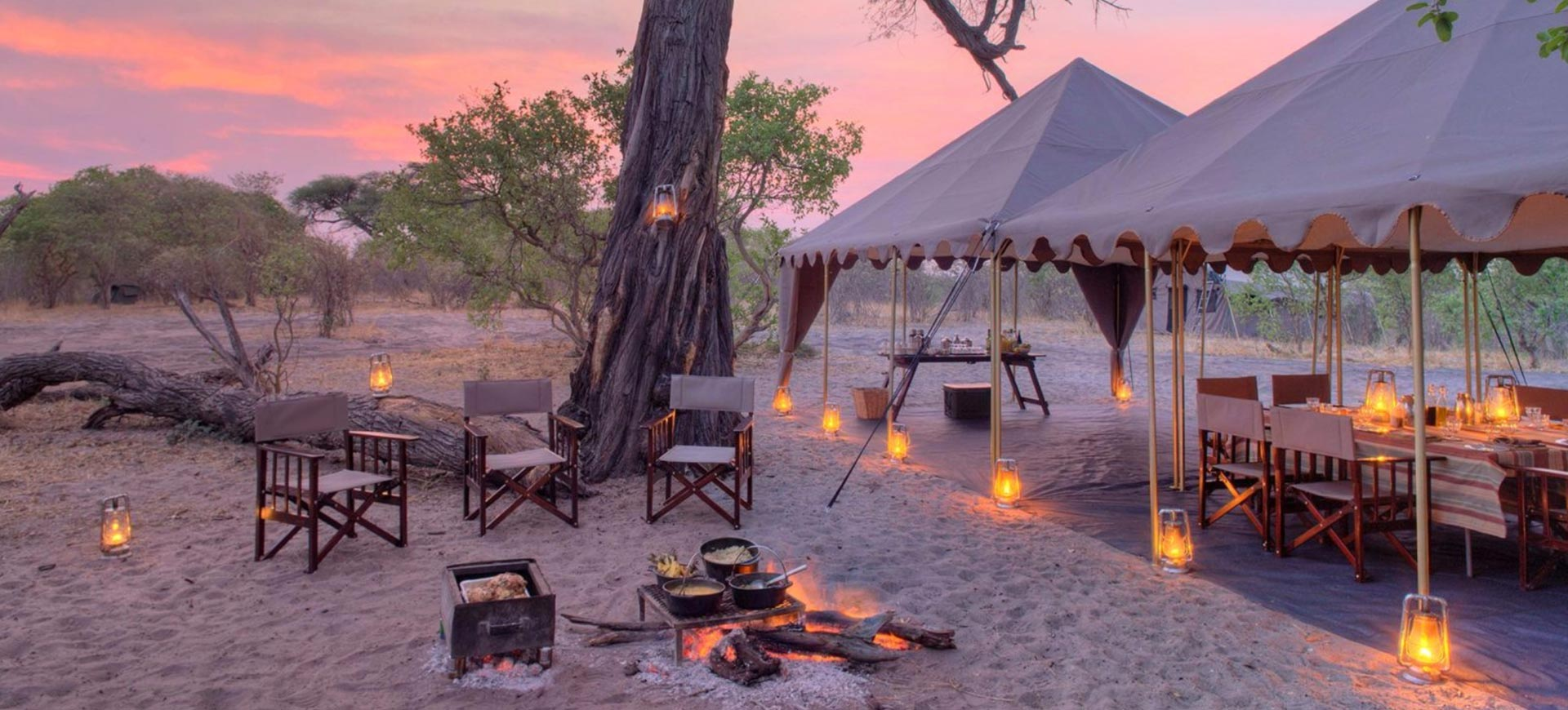 Chobe Under Canvas Ecotourism