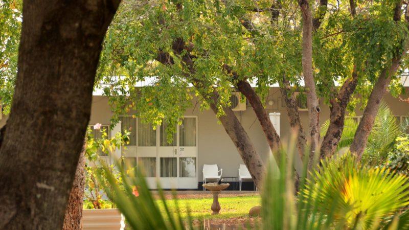 Cresta Sprayview Hotel Gardens