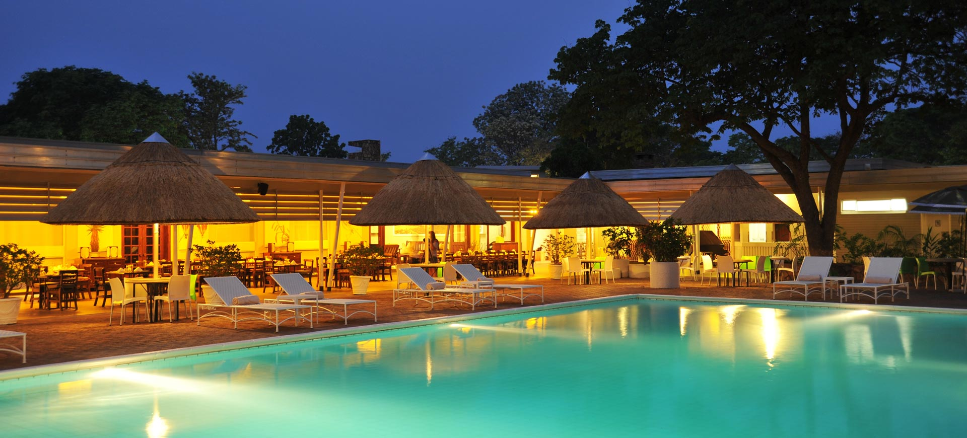 Cresta Sprayview Hotel Victoria Falls