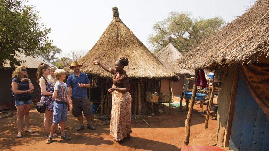 Traditional Village Tour Victoria Falls