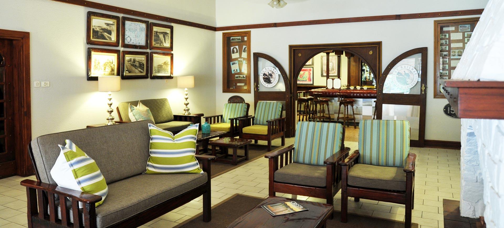 Victoria Falls Cresta Sprayview Hotel