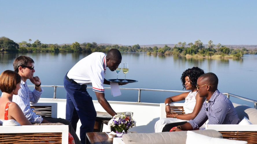 Victoria Falls Signature Sunset Cruise
