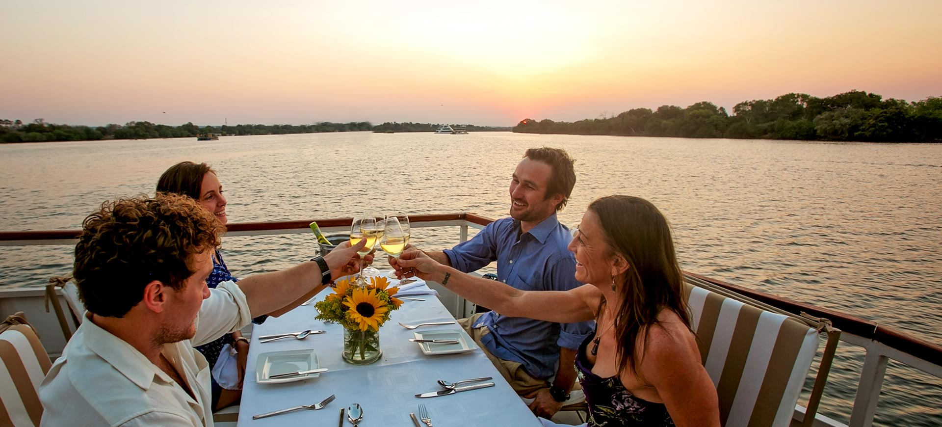 Zambezi Dinner Cruises