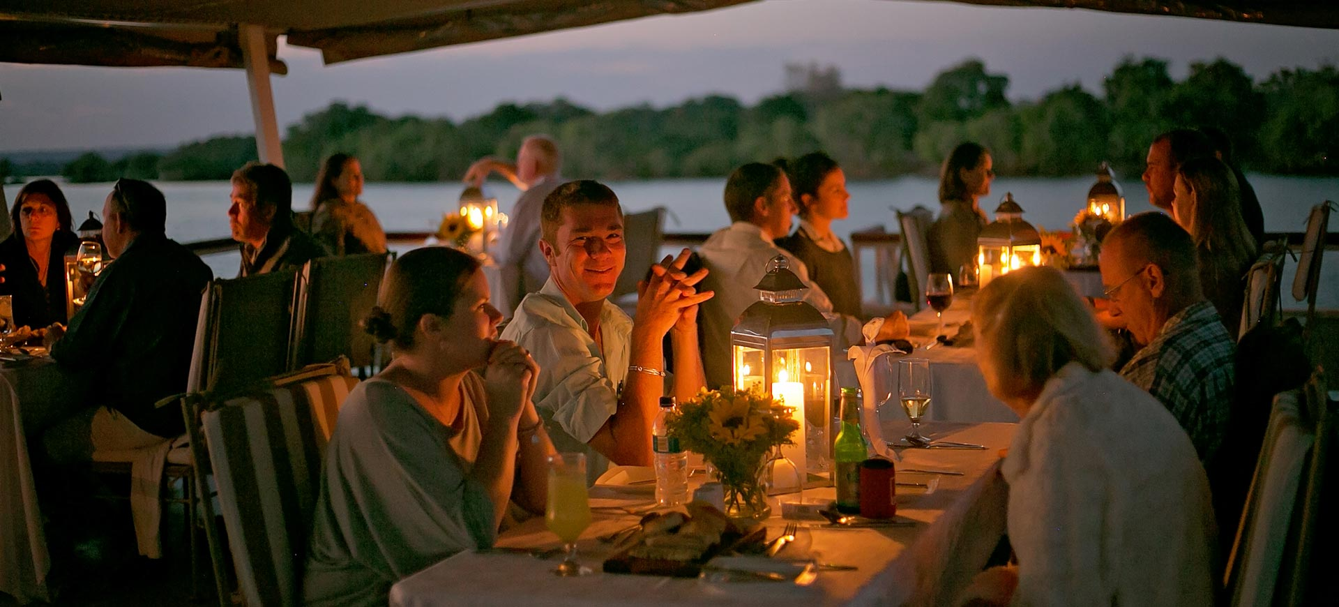 Zambezi River Dinner Cruise